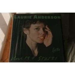 Laurie Anderson - United States live (5lp)