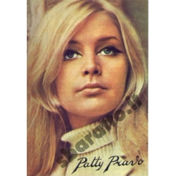 Patty Pravo - Cartolina Silvercart