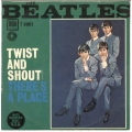 Beatles - Twist and shout 45 giri