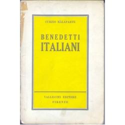 Curzio Malaparte - Benedetti Italiani (1961)