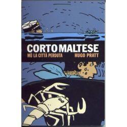 Corto Maltese - Mu' la città perduta