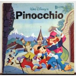 Pinocchio - Disneyrama