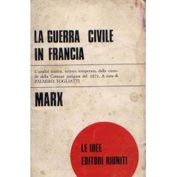 Carl Marx - La guerra civile in Francia
