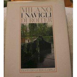 Fulvio Roiter - Milano e i Navigli