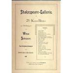 Hans Looschen e Friedrich Stahl / Shakespeare-Gallerie